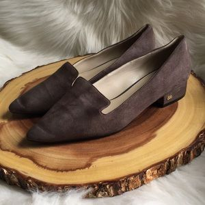 Cole Haan grand.os leather flats